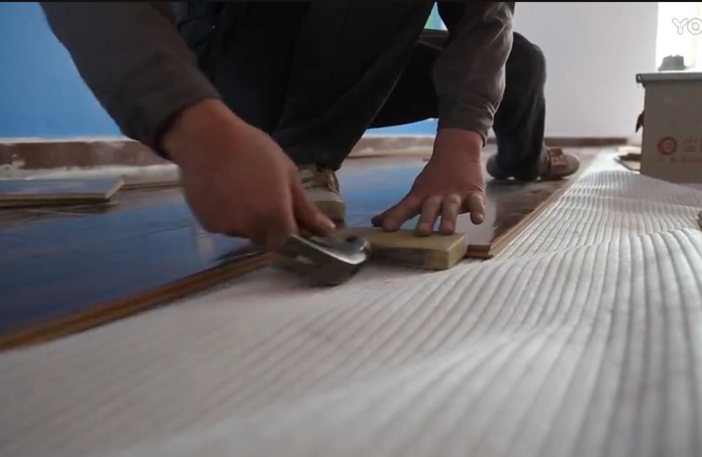 品圣木业 地板安装讲解