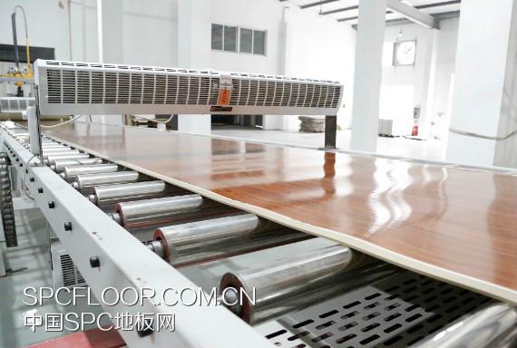 SPC石塑地板生产工艺、材料结构全面解析