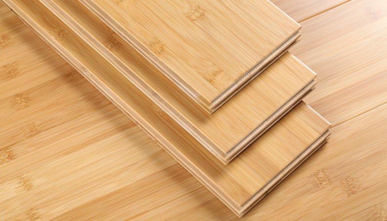 春红竹地板